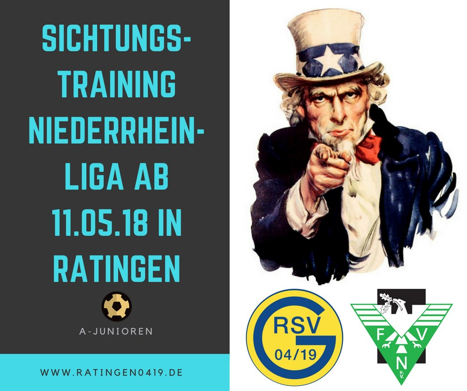 U19 Sichtungstraining